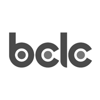 BCLC logo black and white